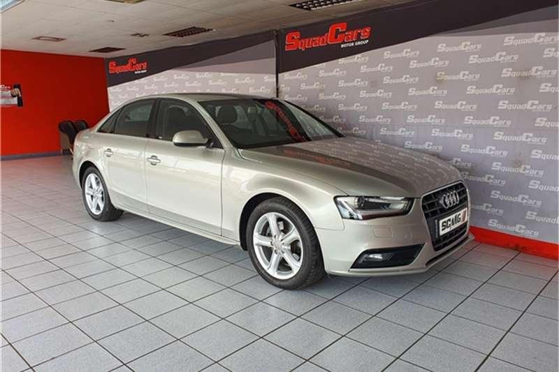 Used 2014 Audi A4 1.8T S auto