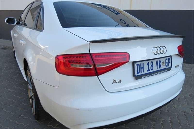 2014 Audi A4 A4 1.8T S auto