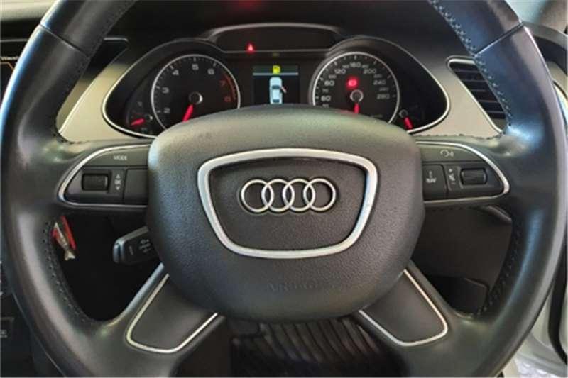Audi A4 1.8T S auto 2015