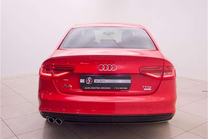 Audi A4 1.8T S auto 2016