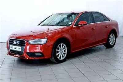 Audi A4 1.8T S MULTITRONIC 2013
