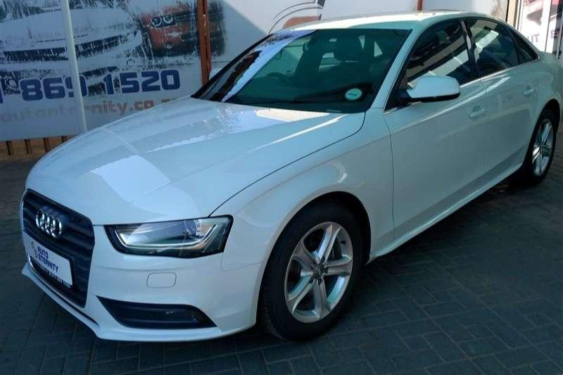 Audi A4 1.8T S Multitronic 2014