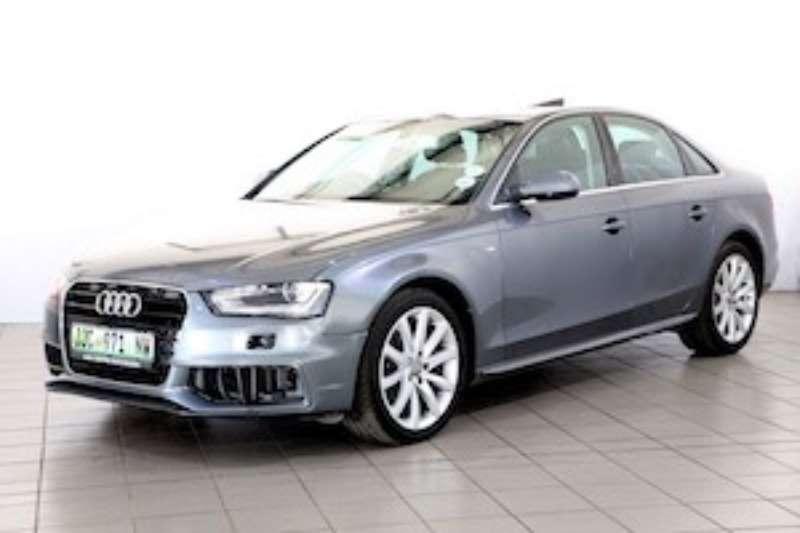 Audi A4 1.8T S MULTITRONIC 2015