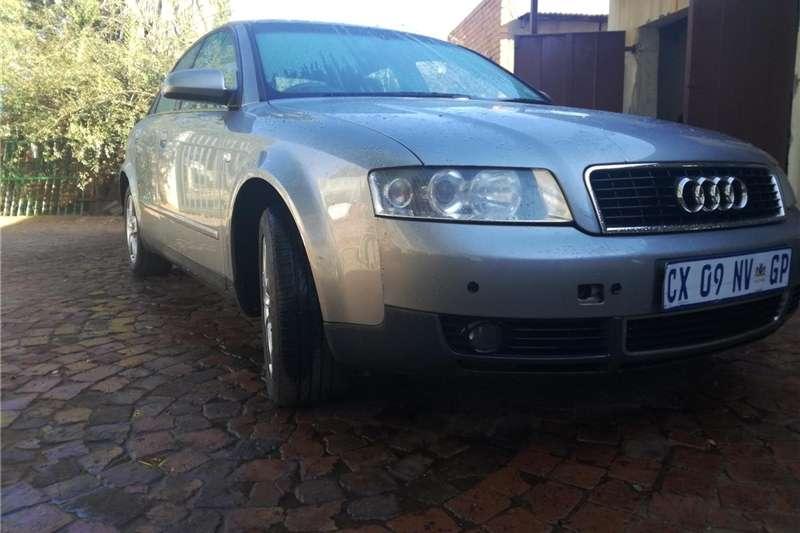Audi A4 1.8T SE 2002