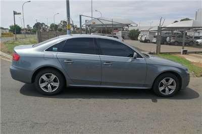 Audi A4 1.8T SE 2011