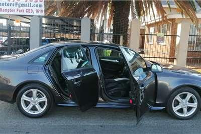 Used 2012 Audi A4 1.8T SE
