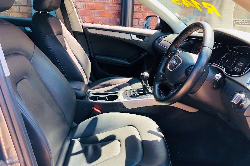 Audi A4 1.8T SE 2013