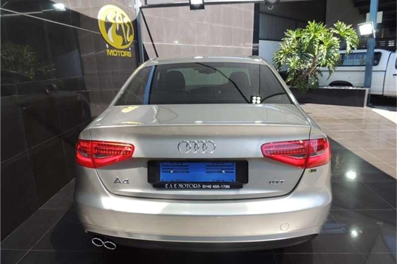 Used 2013 Audi A4 1.8T SE
