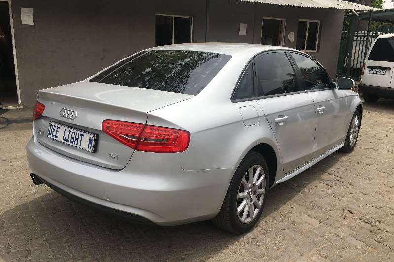 Audi A4 1.8T SE 2014