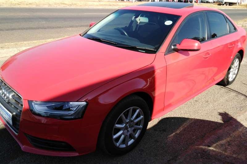 Audi A4 1.8T SE 2015