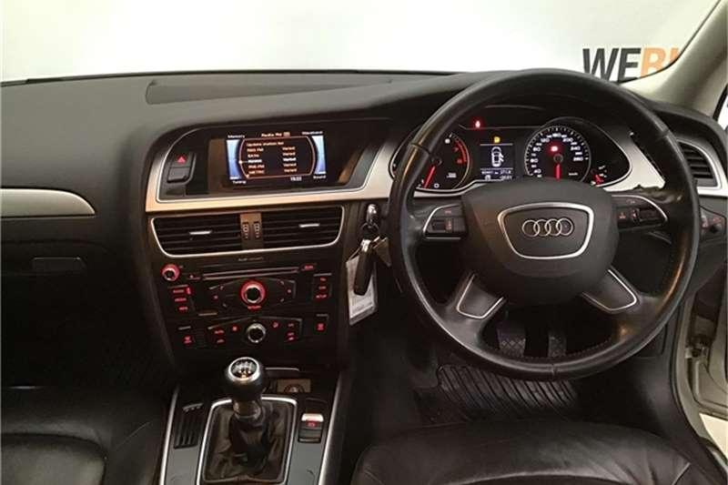 Audi A4 1.8T SE 2016
