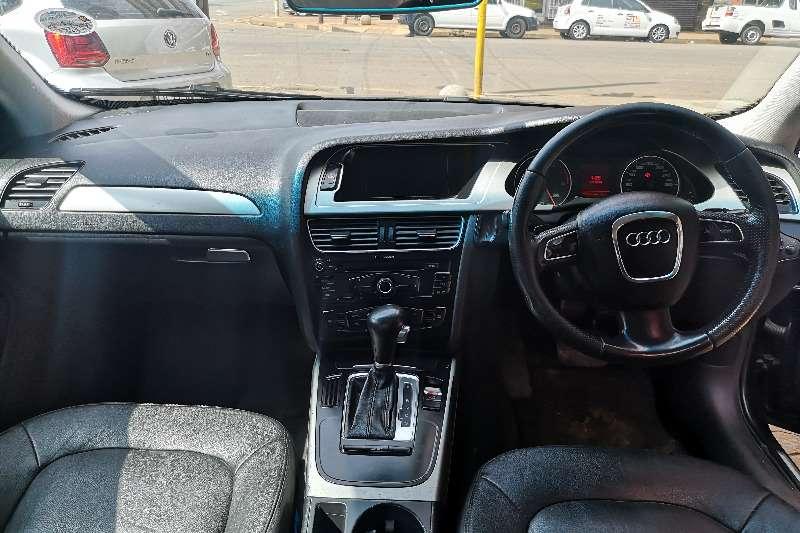 Audi A4 1.8T SE auto 2008