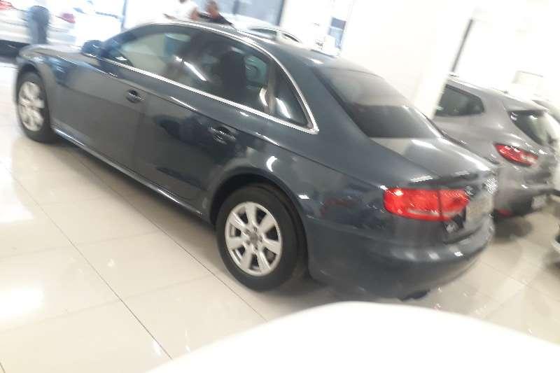 Audi A4 1.8T SE auto 2010
