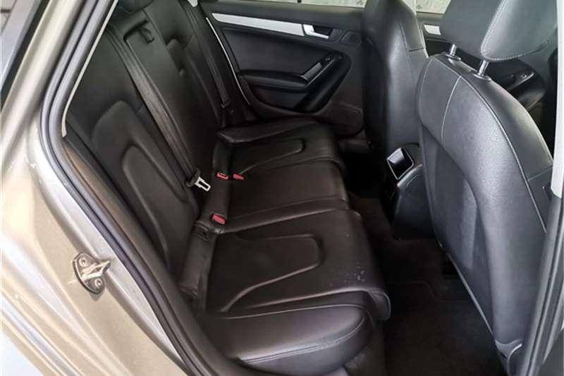 Used 2013 Audi A4 1.8T SE auto