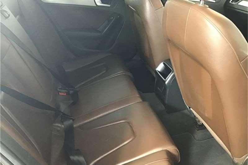 Audi A4 1.8T SE auto 2014