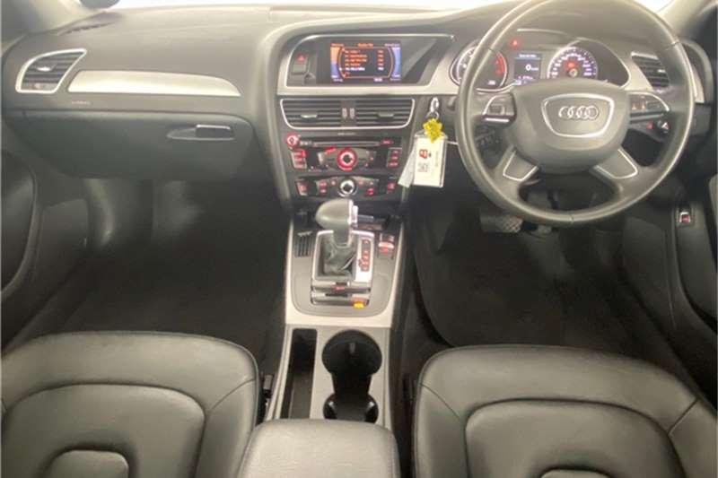 2014 Audi A4 A4 1.8T SE auto