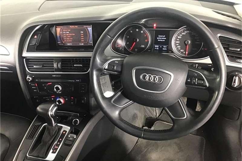 Audi A4 1.8T SE auto 2015