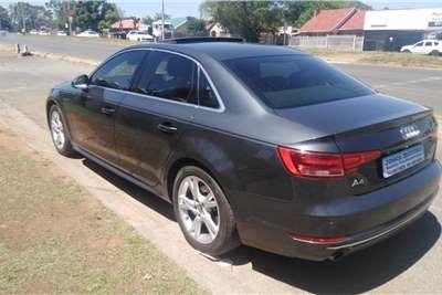 Used 2018 Audi A4 1.8T SE auto