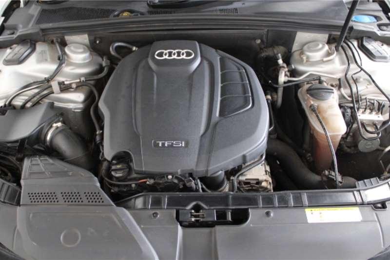 Audi A4 1.8T SE Multitronic 2014