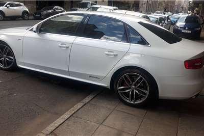 Audi A4 1.8T SE Sport Edition Plus 2013
