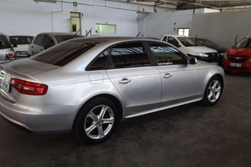 Audi A4 1.8T SE Sport Edition Plus 2014