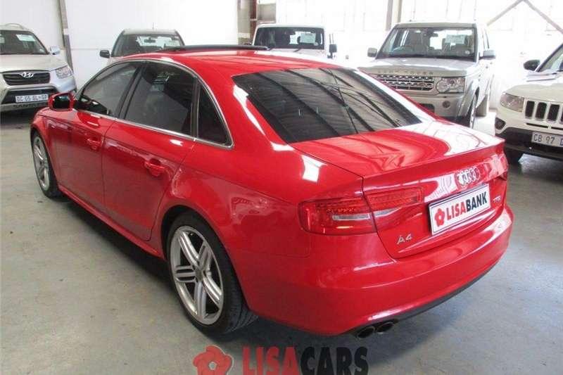 Audi A4 1.8T SE Sport Edition Plus auto 2013