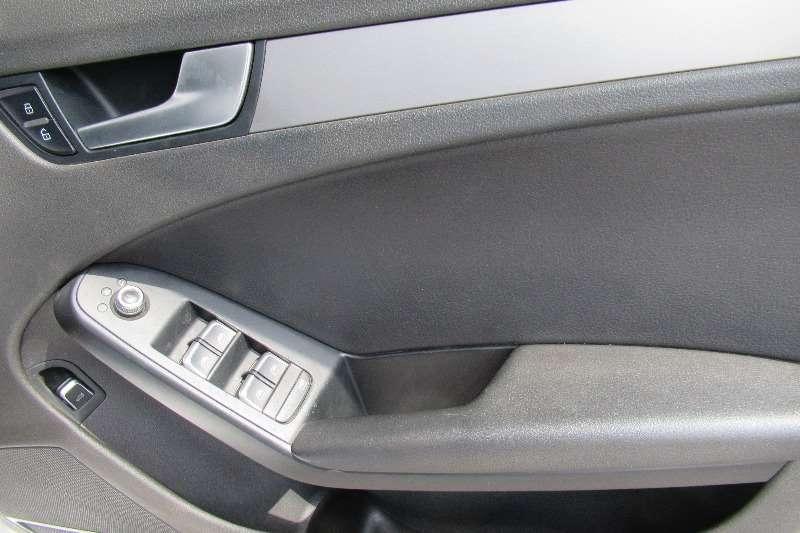 Audi A4 1.8T SE Sport Edition Plus auto 2014