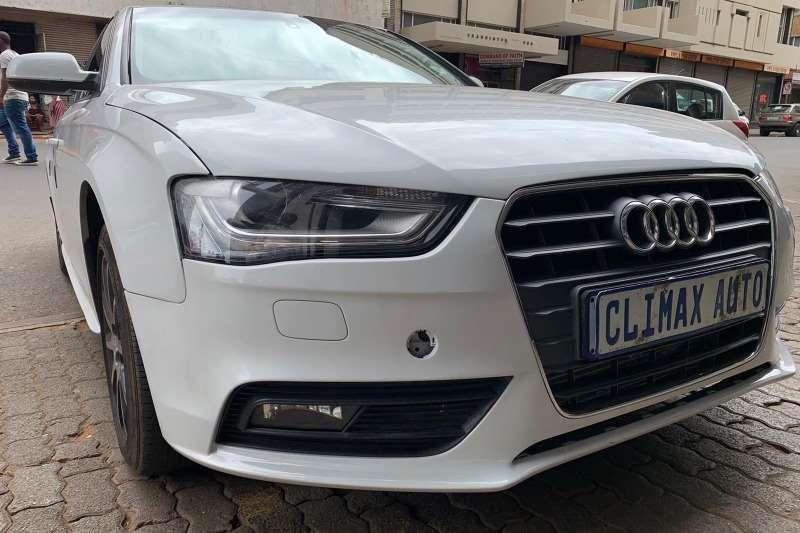 Audi A4 1.8TFSI 2013