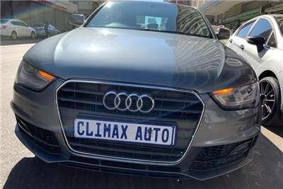 Audi A4 1.8TFSI 2014