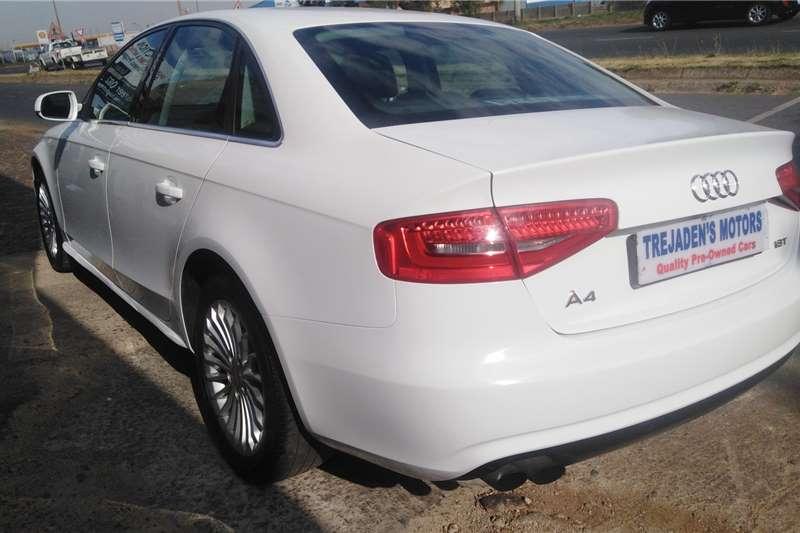 Audi A4 1.8TFSI auto 2012