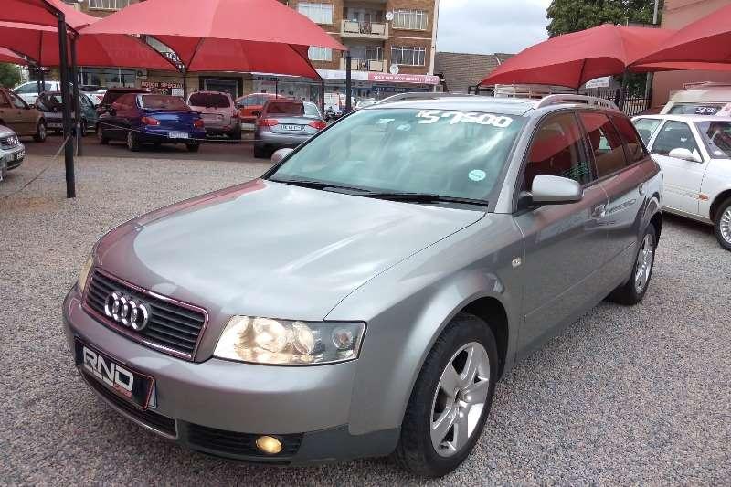 Audi A4 1.9 TDI AVANT 2004