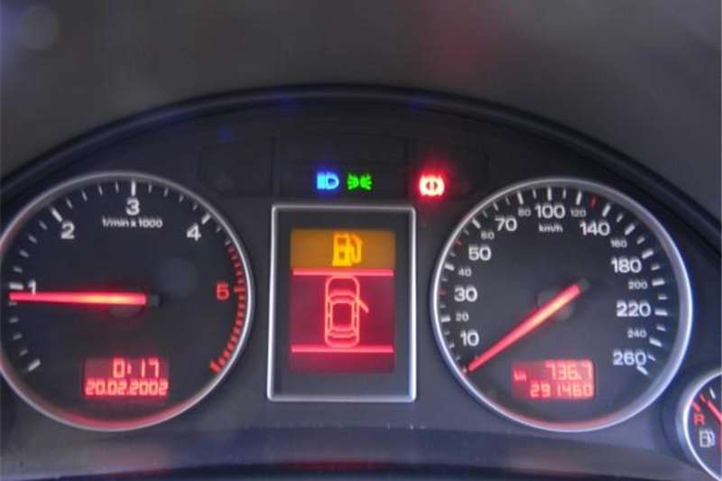Audi A4 1.9TDi 6sp 2003