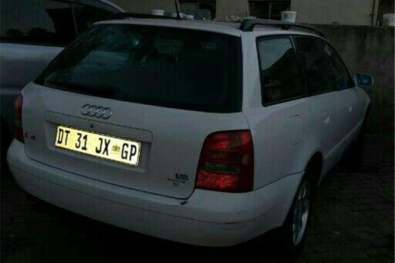 Audi A4 2.0 2004