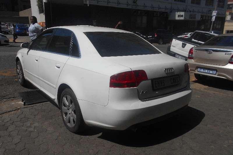 Audi A4 2.0 2008