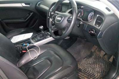 Audi A4 2.0 2014
