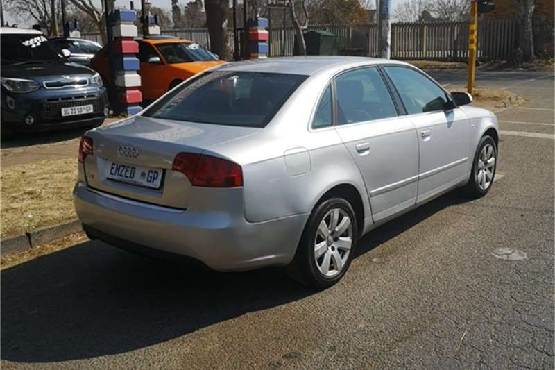 Audi A4 2.0 (B7) 2007