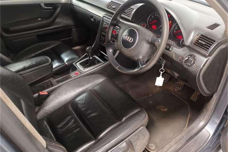 Used 2003 Audi A4