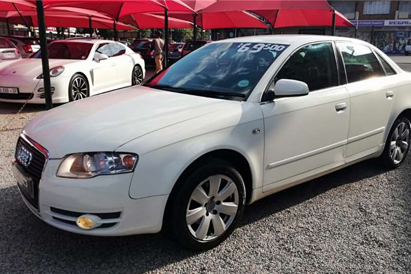 Audi A4 2.0 Multitronic 2005
