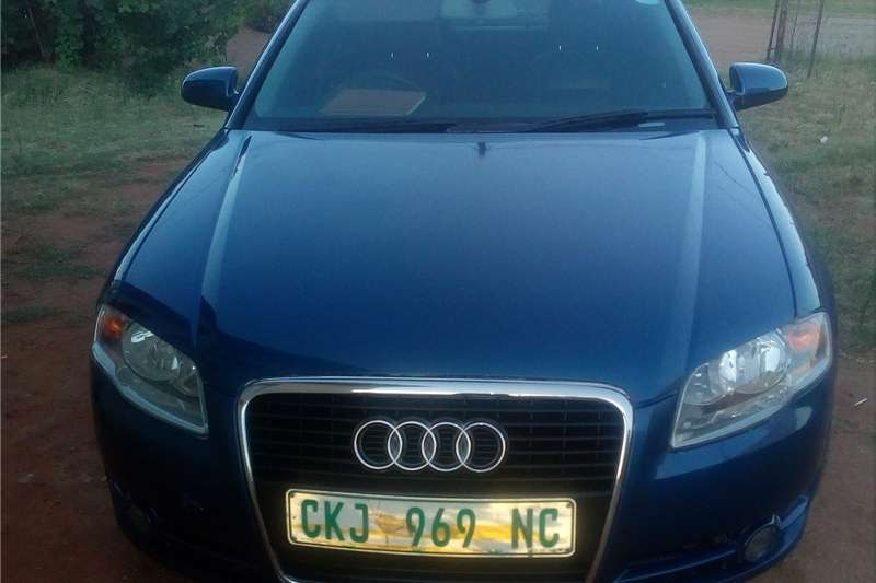 Audi A4 2.0 Multitronic 2006