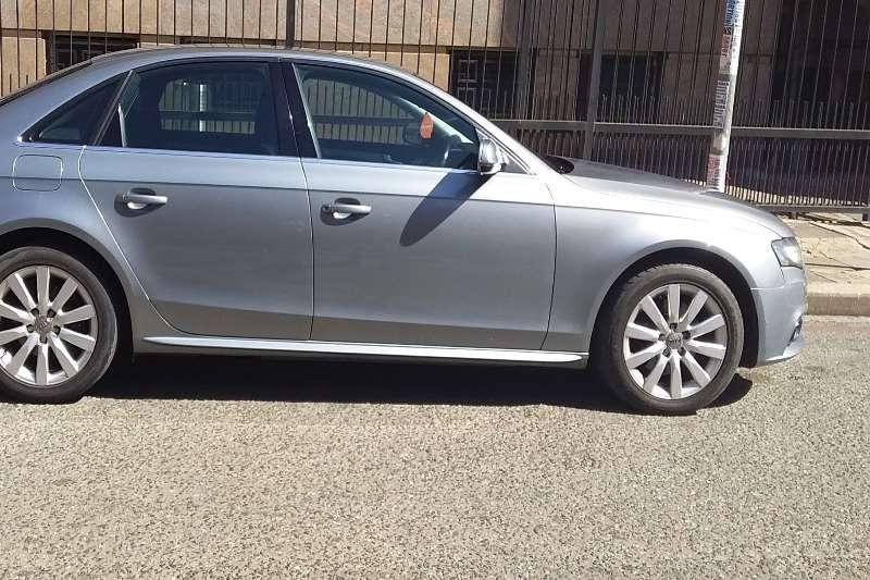 Used 2011 Audi A4 2.0 Multitronic