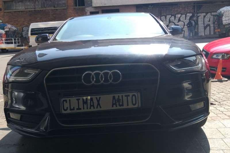 Audi A4 2.0 TDI AUTO 2015