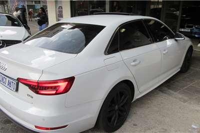 Audi A4 2.0 TFSI 2016