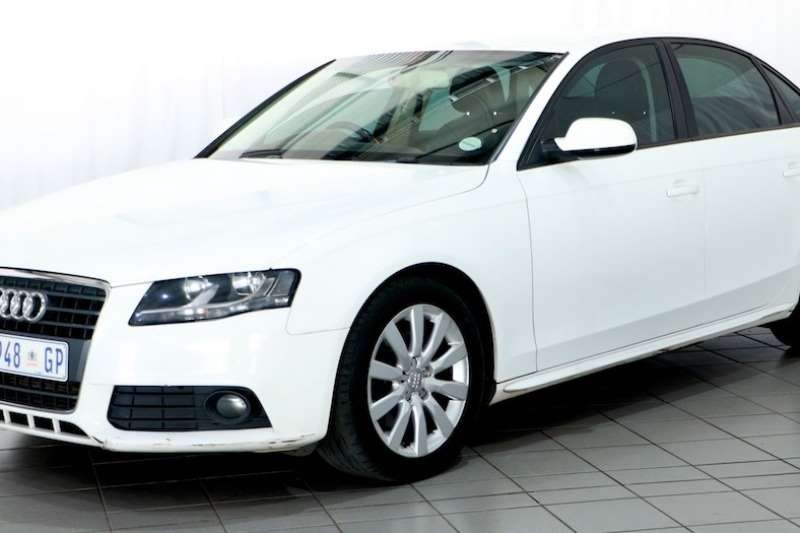 Audi A4 2.0 TFSI AMBITION MULTITRONIC 2010