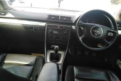 Used 2003 Audi A4 2.0T