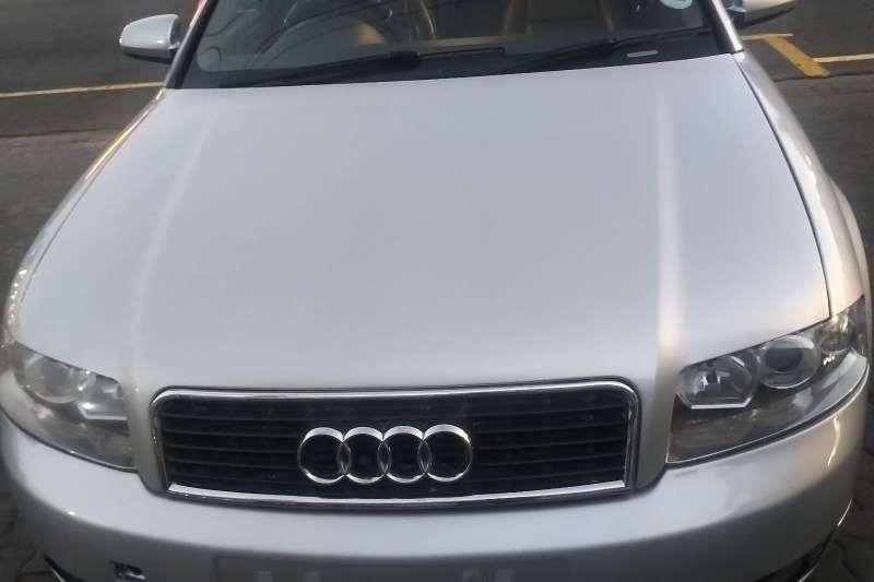 Audi A4 2.0T 2005