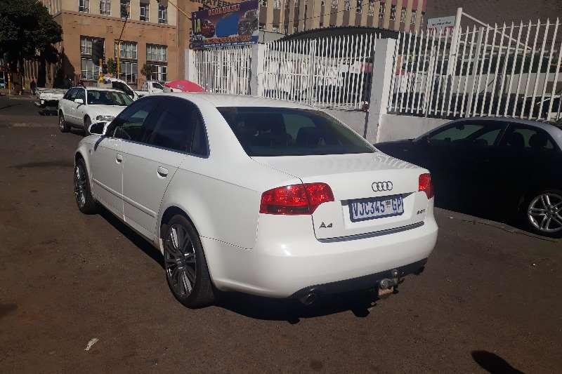 Audi A4 2.0 T >> Audi A4 2 0t 2008