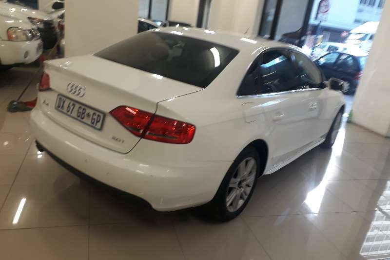 Audi A4 2.0T 2009
