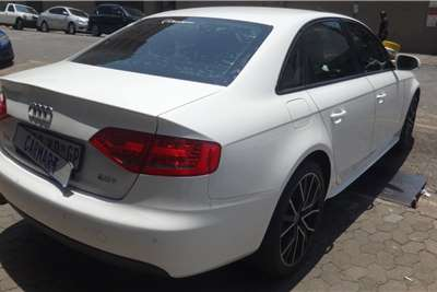 Audi A4 2.0T 2011