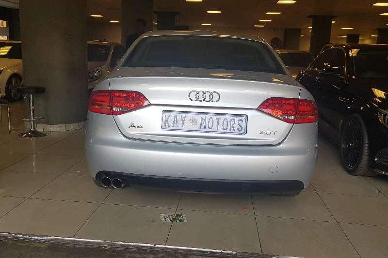 Audi A4 2.0T 2013