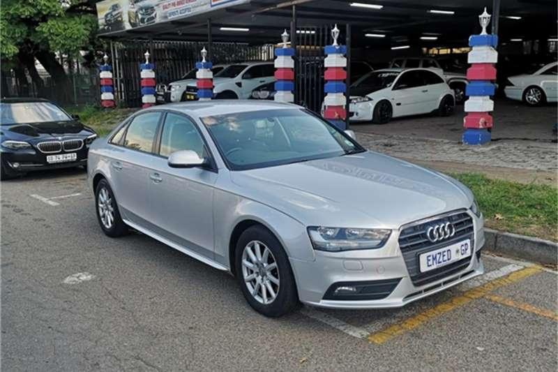Audi A4 2.0T Ambiente 2012